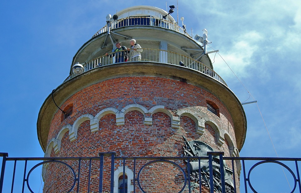 Największa atrakcja Kołobrzegu - latarnia morska
